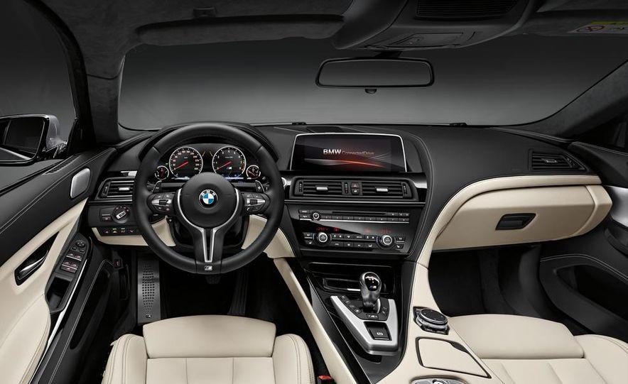 2015 BMW M6 Gran Coupe - Slide 9