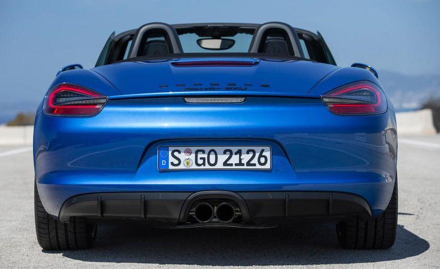 2016 Porsche Boxster GT4 (spy photo) - Slide 26