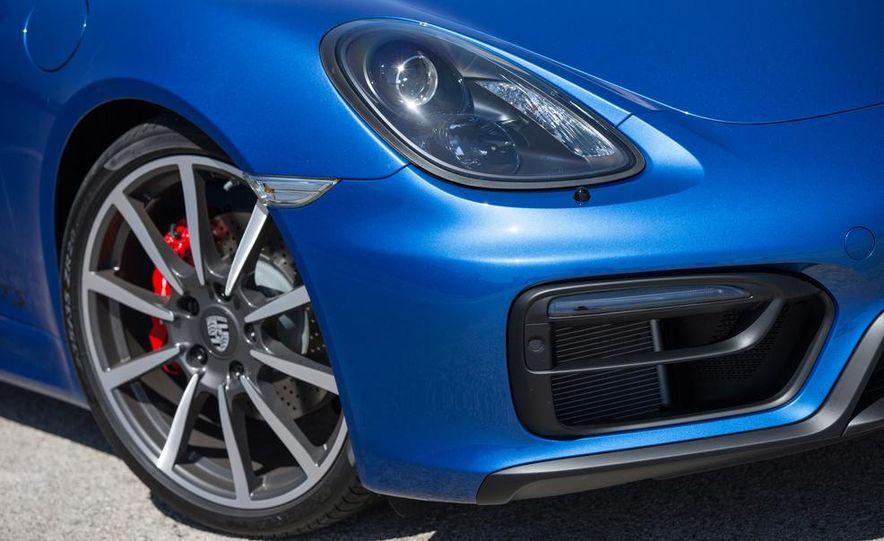 2016 Porsche Boxster GT4 (spy photo) - Slide 31