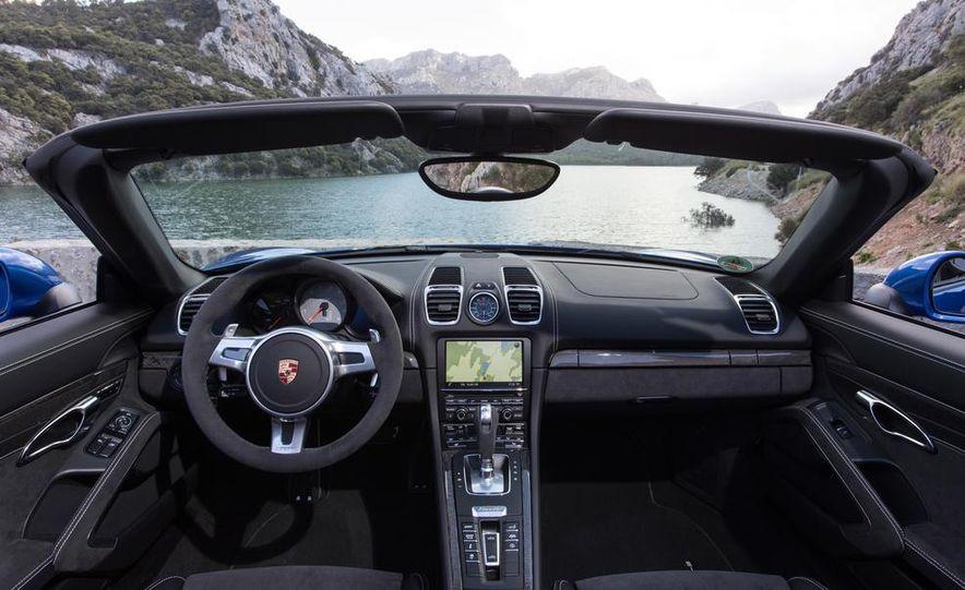 2016 Porsche Boxster GT4 (spy photo) - Slide 39