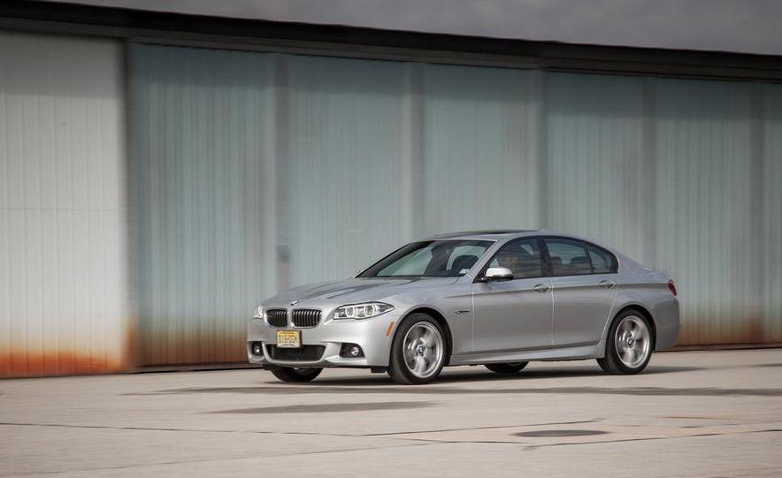 2017 BMW 5-series (spy photo) - Slide 11