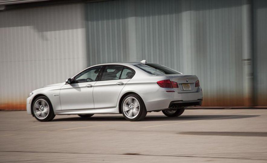 2017 BMW 5-series (spy photo) - Slide 15