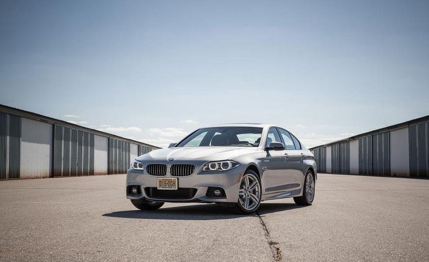 2017 BMW 5-series (spy photo) - Slide 16