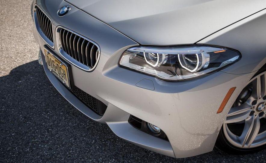 2017 BMW 5-series (spy photo) - Slide 18