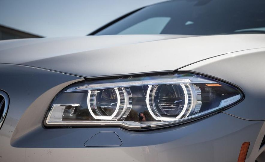 2017 BMW 5-series (spy photo) - Slide 19