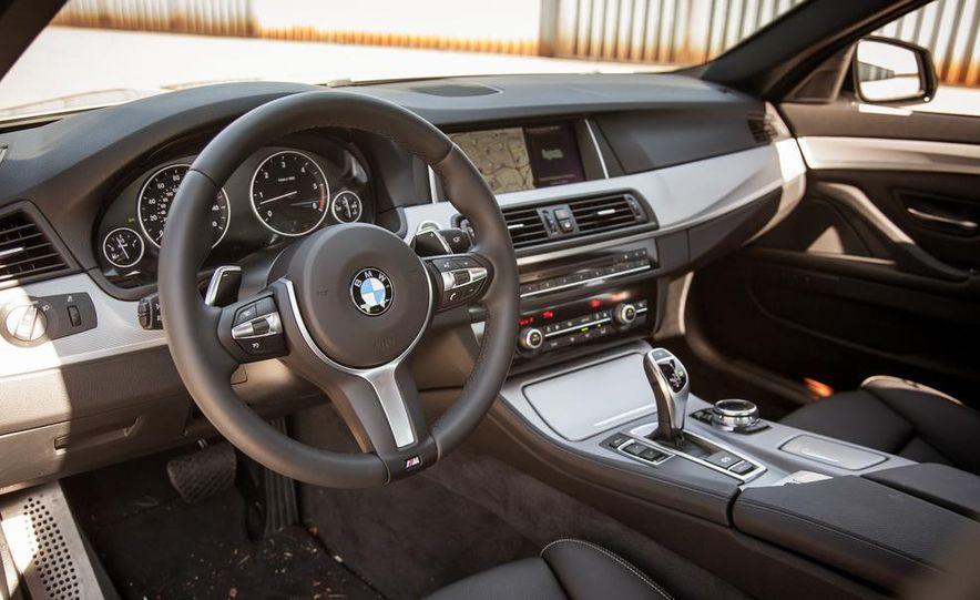 2017 BMW 5-series (spy photo) - Slide 22