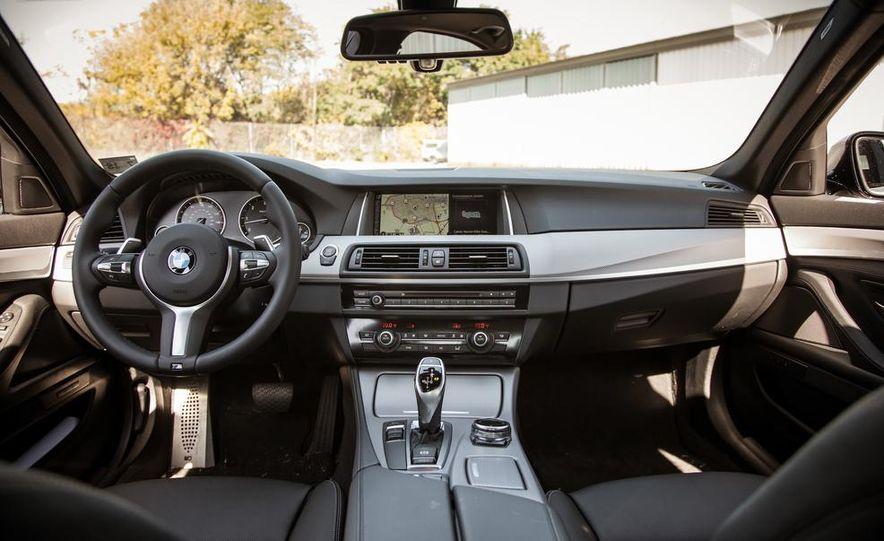 2017 BMW 5-series (spy photo) - Slide 23