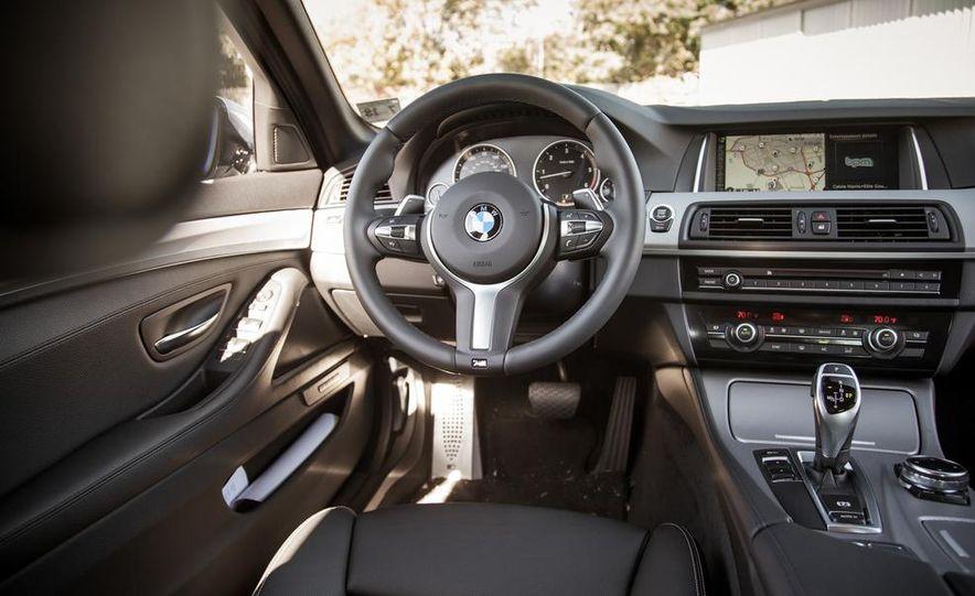 2017 BMW 5-series (spy photo) - Slide 24