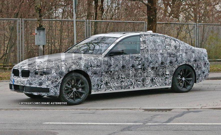 2017 BMW 5-series (spy photo) - Slide 3
