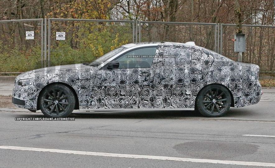2017 BMW 5-series (spy photo) - Slide 4