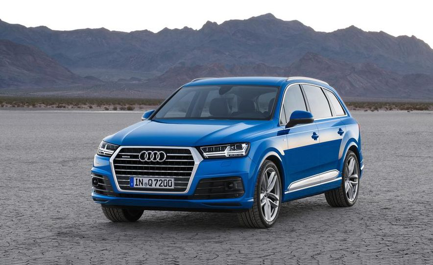 2016 Audi Q7 - Slide 5