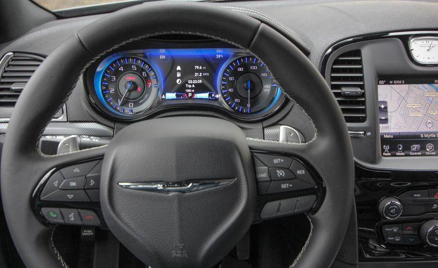 2015 Chrysler 300S - Slide 15
