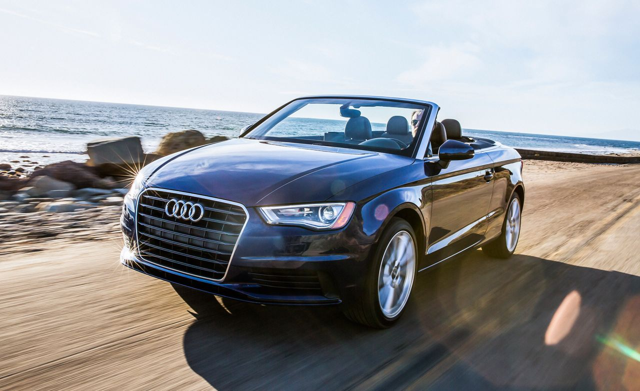 2015 audi a3 cabriolet 1.8t test – review – car and driver