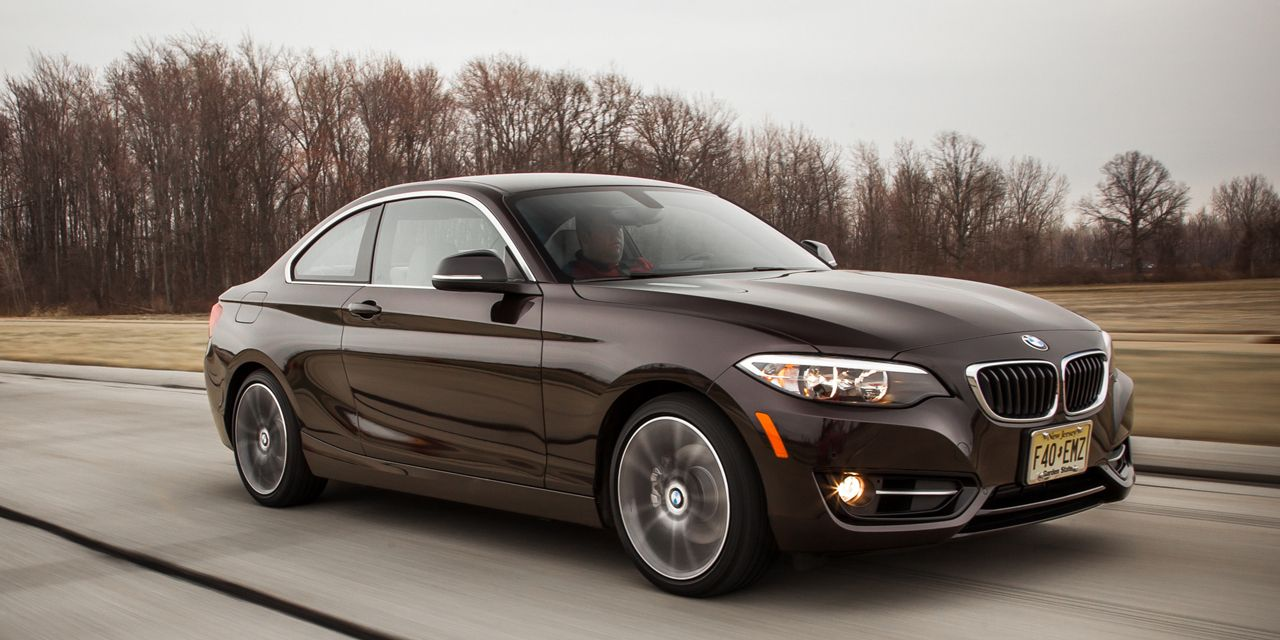 2015 bmw 228i xdrive coupe test – review – car and driver