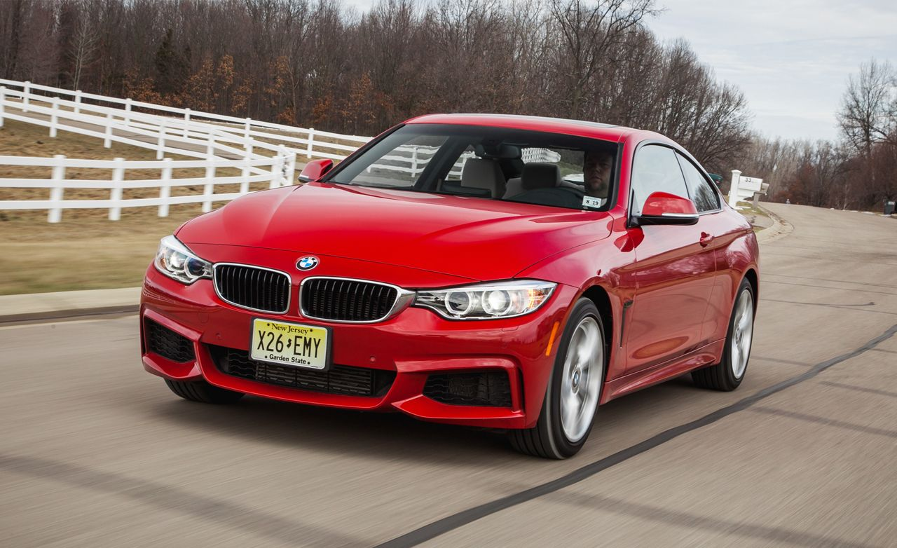 2015 Bmw 428i Xdrive Test Review Car And Driver