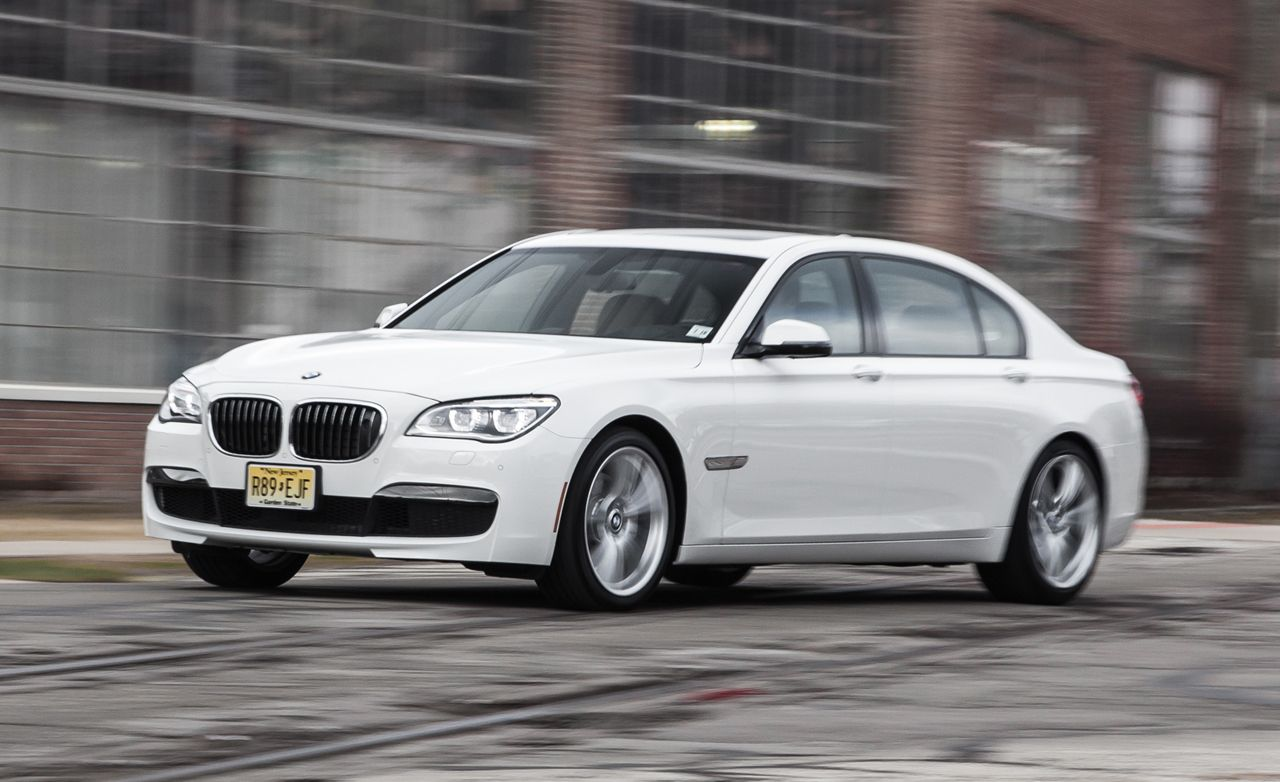 2015 BMW 740Ld xDrive Diesel