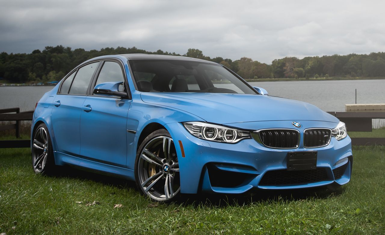 Bmw M3 Reviews >> 2015 Bmw M3 Dct Automatic Test Review Car And Driver