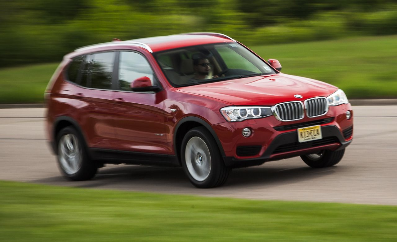 2015 BMW X3 xDrive35i Test  Review  Car and Driver