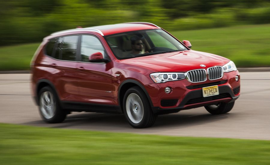 2015 bmw x3 xdrive35i test review car and driver. Black Bedroom Furniture Sets. Home Design Ideas