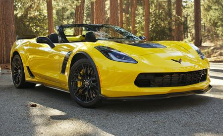2015 Chevrolet Corvette Z06 Convertible Automatic