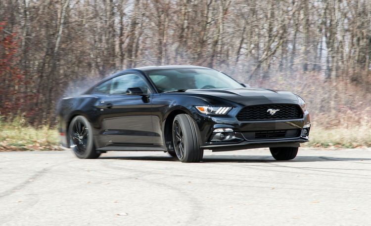 2015 Ford Mustang 2.3L EcoBoost Manual