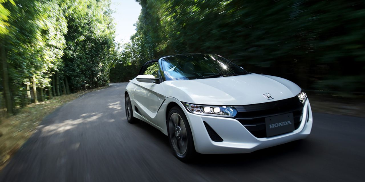 Honda S66 >> 2015 Honda S660 Mid Engine Roadster First Drive 8211 Review