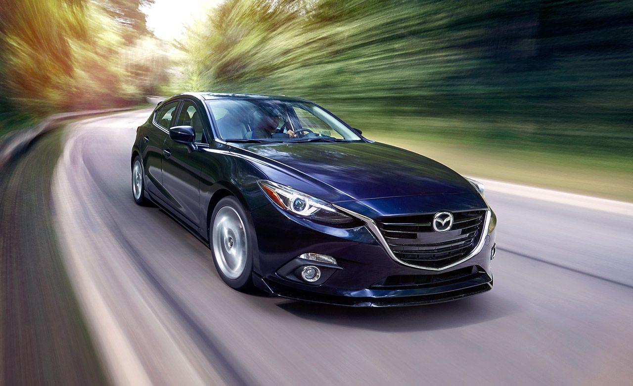 Mazda 3 60k service