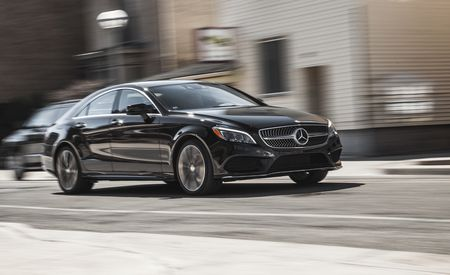 2015 Mercedes-Benz CLS400 4MATIC