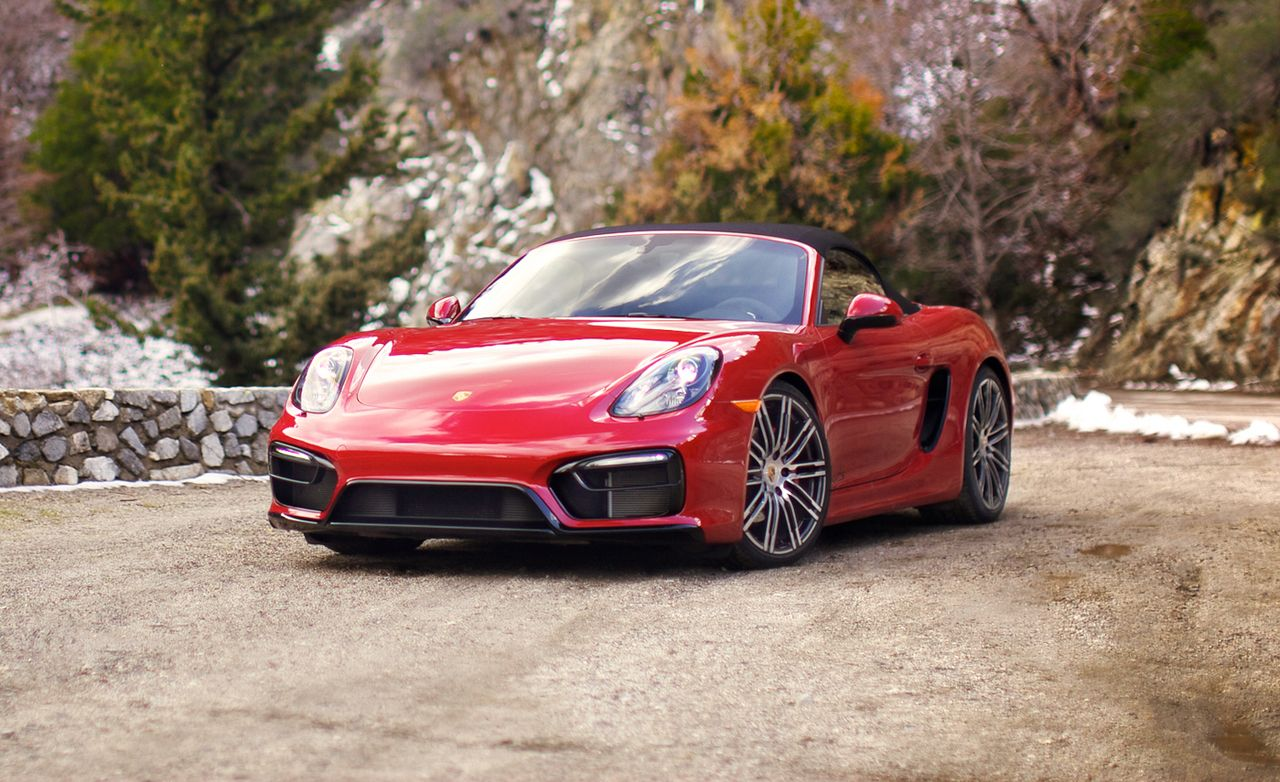 2015 Porsche Boxster Gts Pdk Test Review Car And Driver