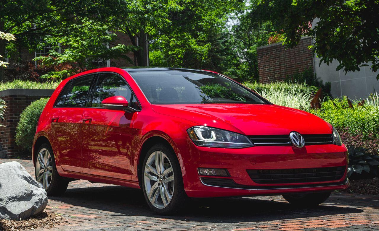 2015 Volkswagen Golf 1.8T TSI Automatic