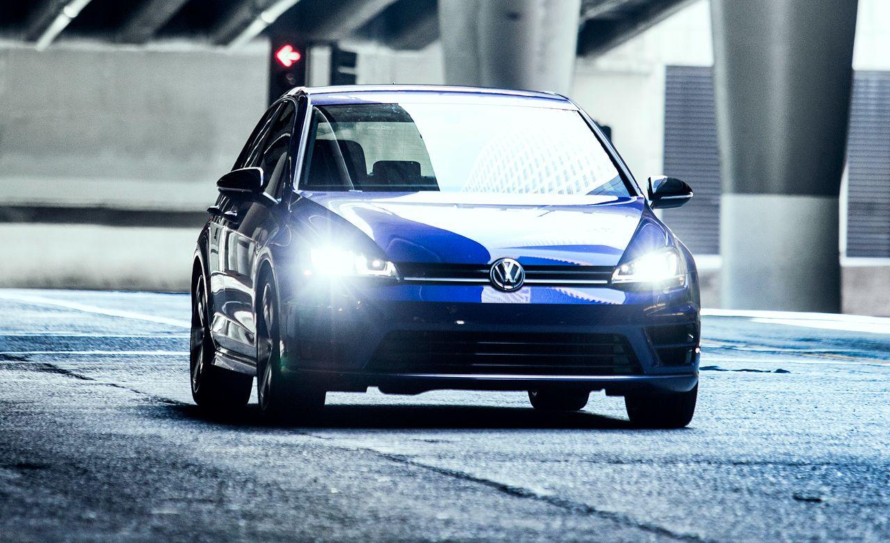 2015 volkswagen golf r test review car and driver. Black Bedroom Furniture Sets. Home Design Ideas