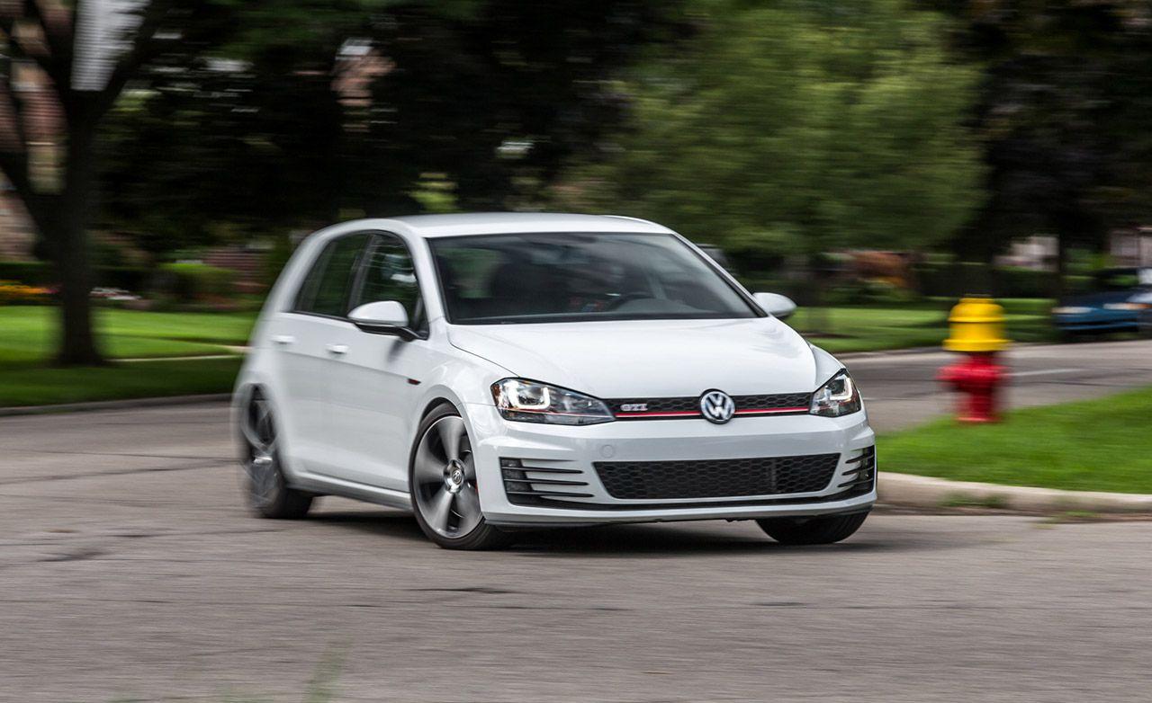 Volkswagen gti curb weight