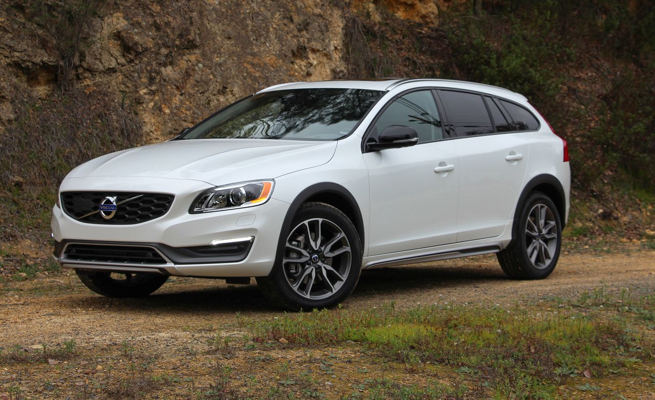 2015 Volvo V60 Cross Country First Drive Review Car