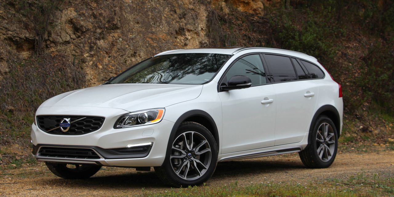 2015 Volvo V60 Cross Country First Drive 8211 Review 8211 Car