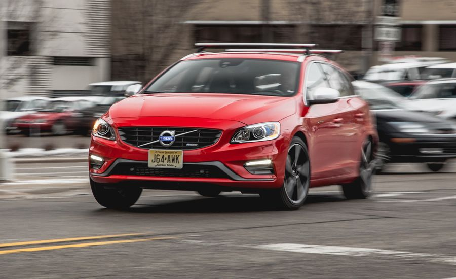 2015 volvo v60 t6 r design instrumented test review car and driver. Black Bedroom Furniture Sets. Home Design Ideas