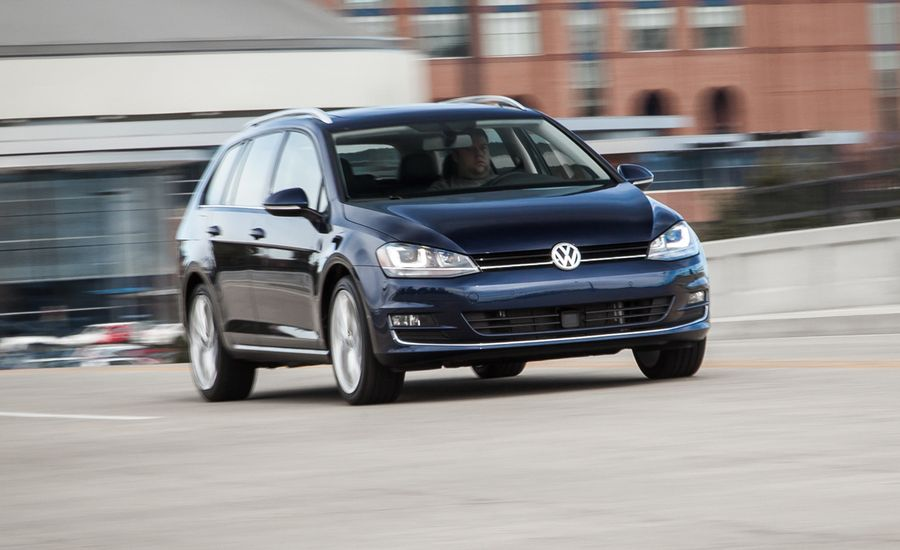 2015 VW Golf SportWagen TDI Manual Test | Review | Car and Driver