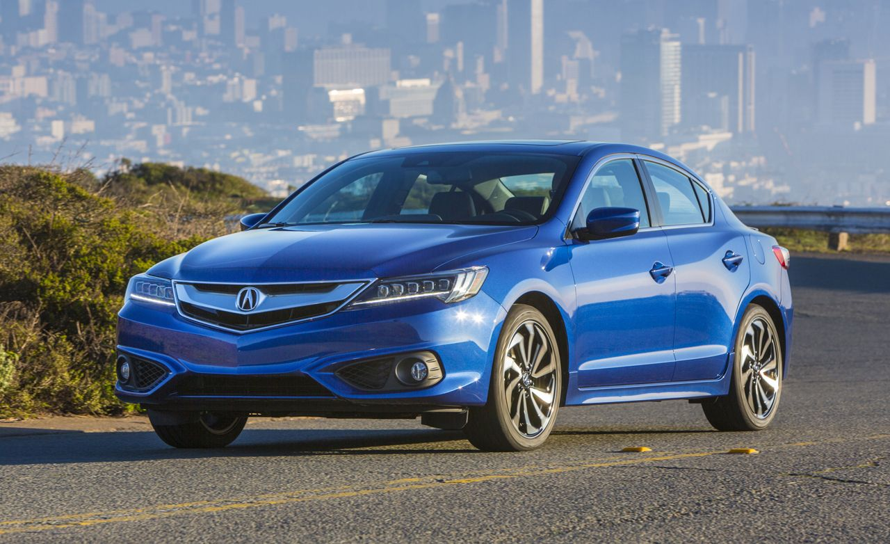 2019 Acura Ilx Reviews Price Photos And Specs Car Driver