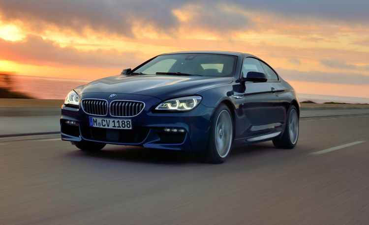 2016 BMW 650i Coupe