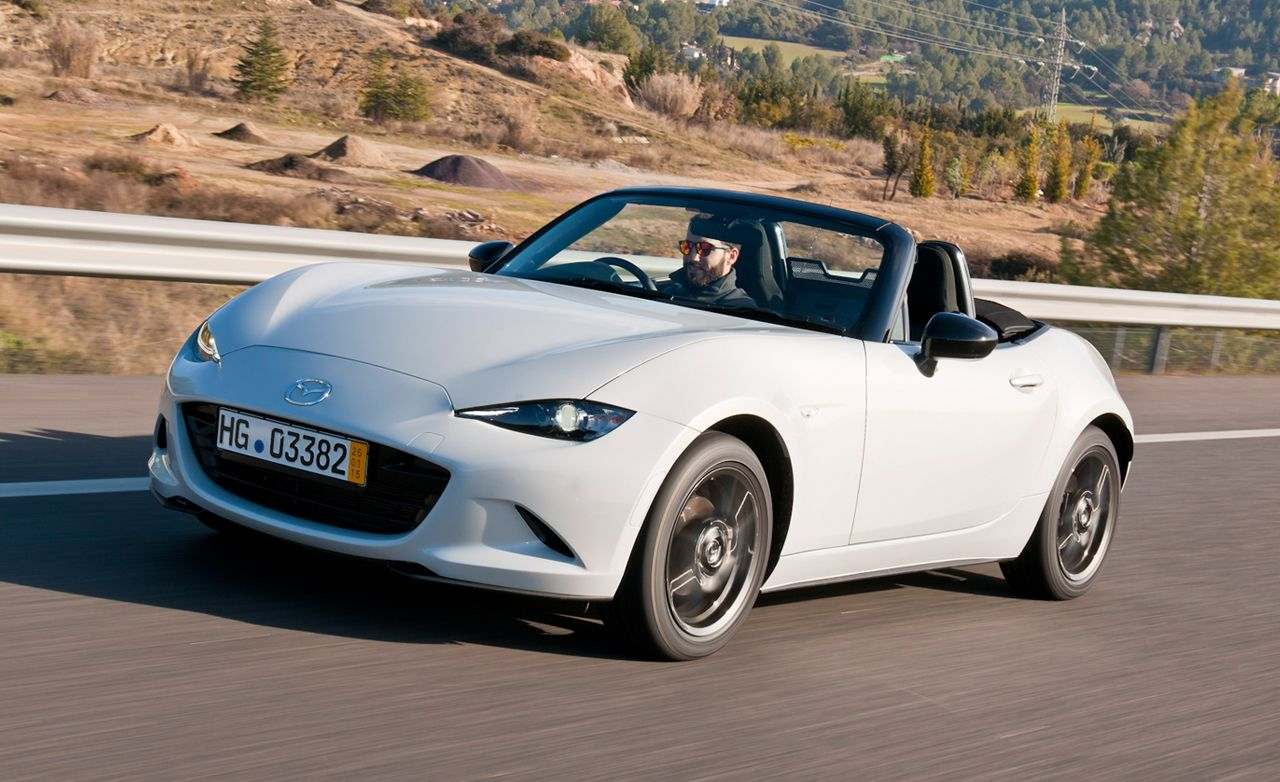 2016 Mazda MX-5 Miata First Drive – Review – Car and Driver