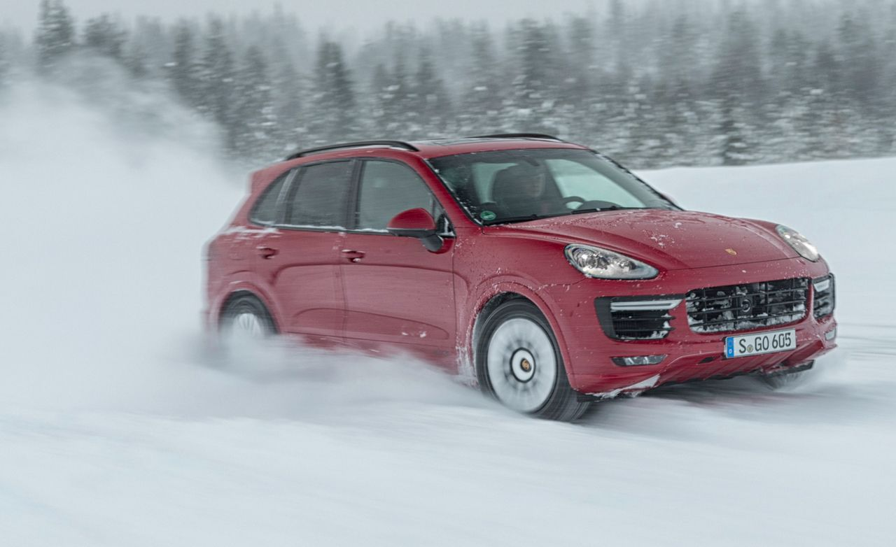 2016 porsche cayenne gts first drive review car and driver sciox Image collections