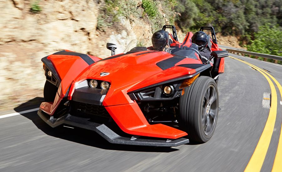 Polaris Slingshot Three-Wheeler