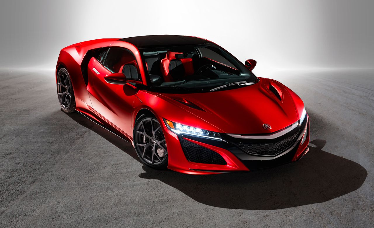 2016 acura nsx dissected powertrain chassis and more feature car and driver. Black Bedroom Furniture Sets. Home Design Ideas