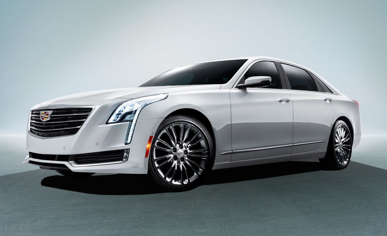 2016 cadillac ct6 not a flagship but a leading indicator