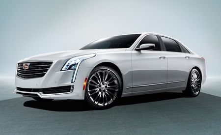 2016 Cadillac CT6: Not a Flagship, But a Leading Indicator