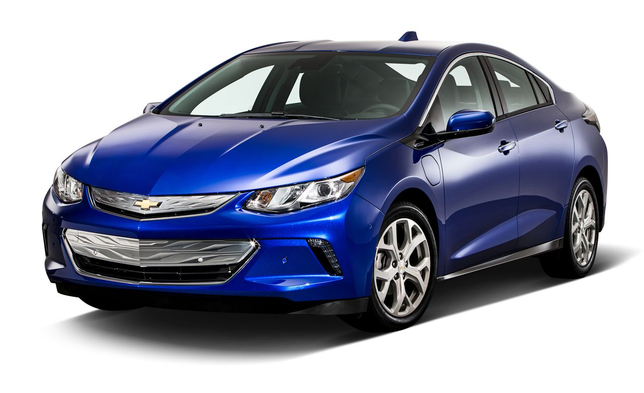 2016 Chevrolet Volt Dissected: Powertrain, Design, Chassis, and More