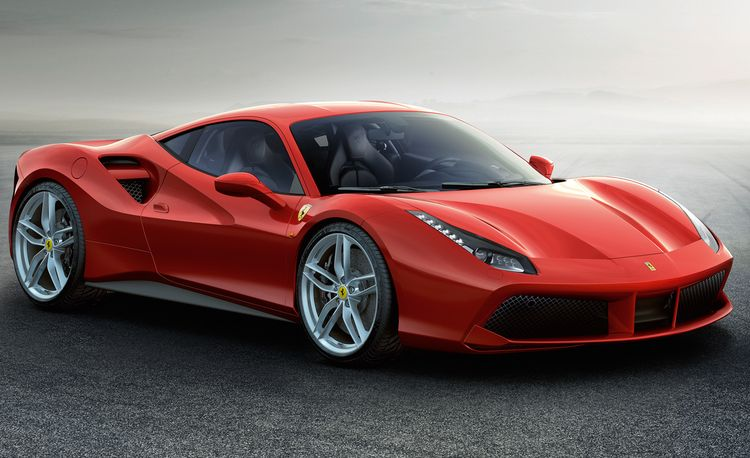 2016 Ferrari 488GTB: The Twin-Turbo 458 Replacement