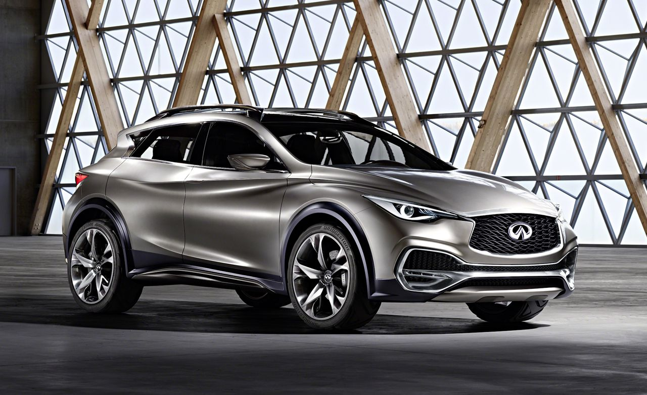 2016 Infiniti Q30 Qx30 25 Cars Worth Waiting For 8211 Feature Car And Driver
