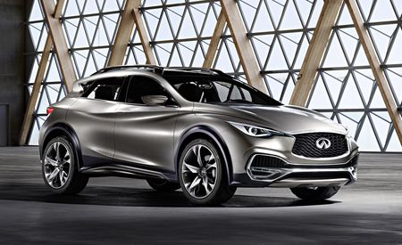 2016 Infiniti Q30/QX30: An Appeal to Younger Buyers