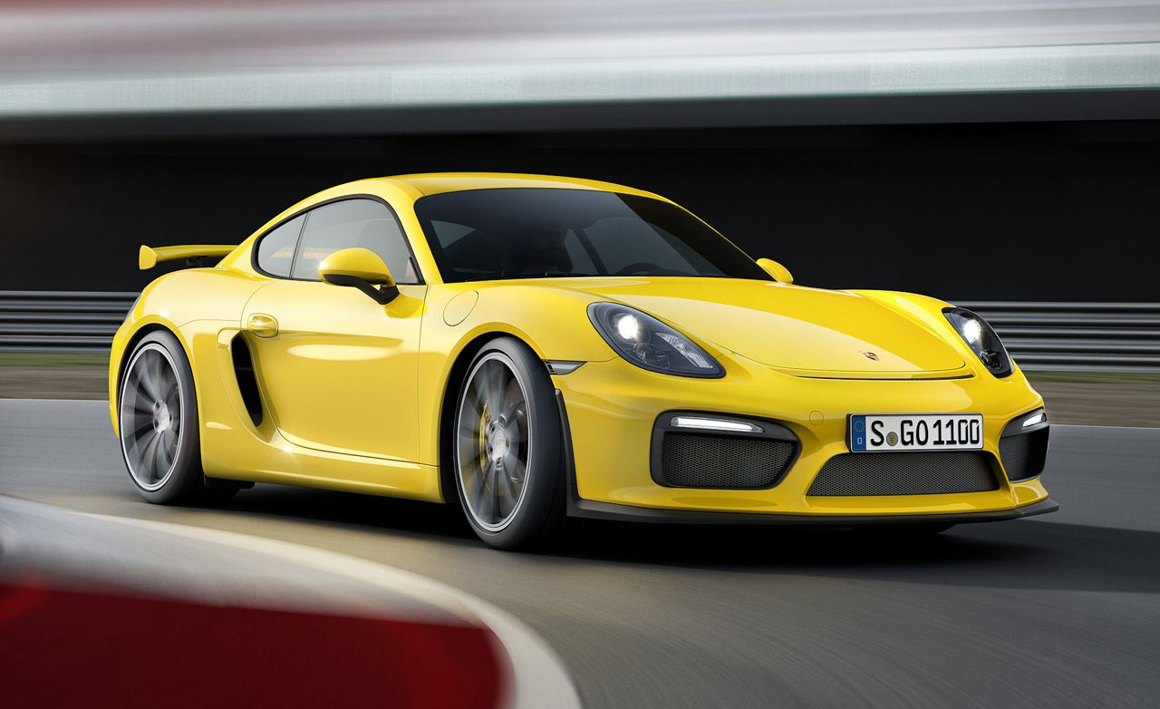 2016 Porsche Cayman GT4: Holy Mother of Awesome