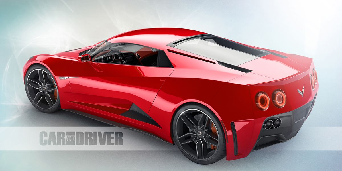 2017 Chevrolet Corvette Zora ZR1: 25 Cars Worth Waiting ...
